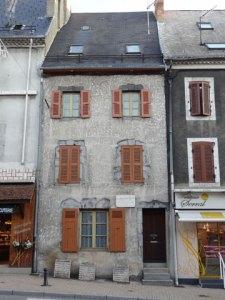 Eymard's House, 67 rue du Breuil, La Mure.