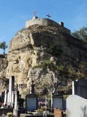 The Rock of Saint-Romans.