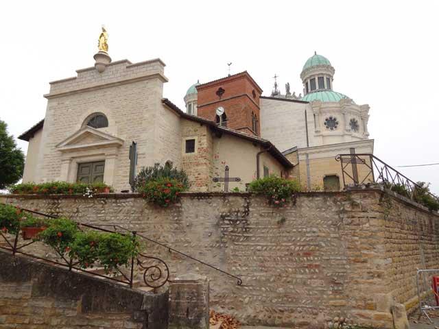 Basilica, Ars-sur-Formans