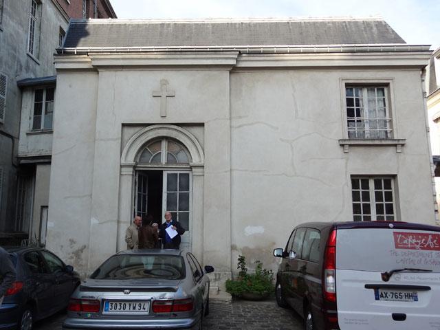 Former Villa Chateubriand, 2011.
