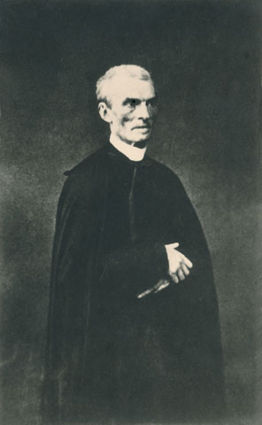 St Peter Julian Eymard.