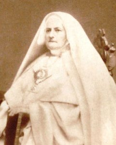 Mother Marguerite Guillot.