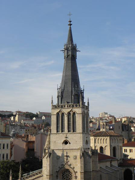 Église Saint-Paul, Lyon.