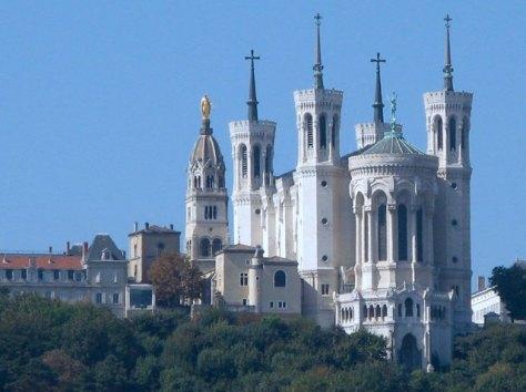 Notre-Dame de Fourviere.