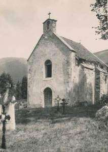 Eymard's Church, Monteynard.