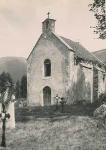 Eymard's Church, Monteynard.