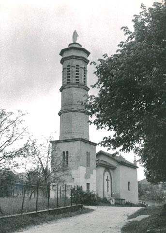 Chapelle Notre-Dame de Bon Recontre.