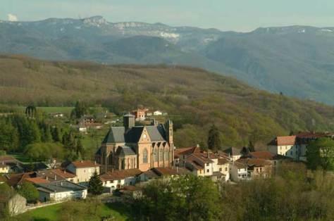 Village of Notre-Dame-de-l'Osier