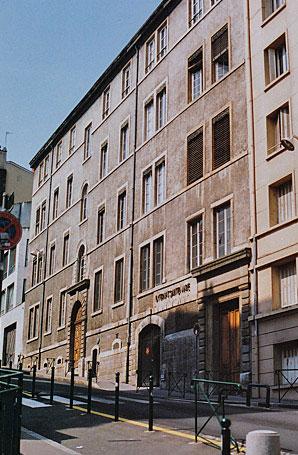 Puylata, Lyon.