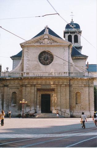 Notre-Dame des Victoires, Paris.