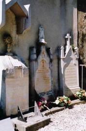 Eymard graves, La Mure.