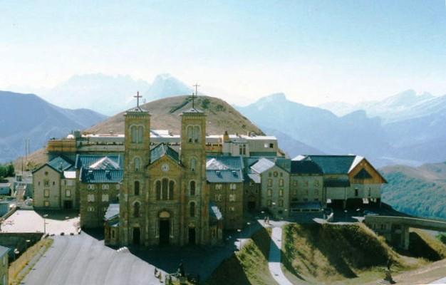 The Basilica, Notre-Dame de La Salette.
