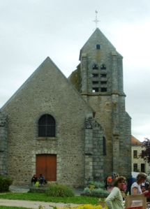 Church of Saint-Maurice.