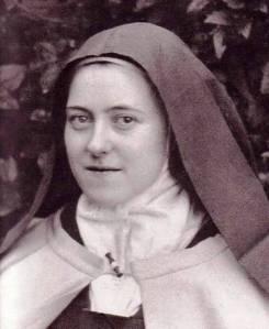 St Thérèse of Lisieux.