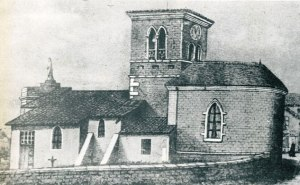 The old church, Ars.
