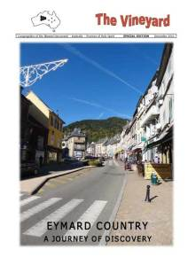 Eymard Country: A Journey of Discovery