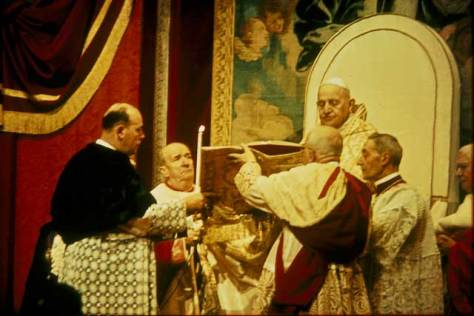 Pope John XXIII, Canonisation of St Peter Julian Eymard, 9 December 1962.